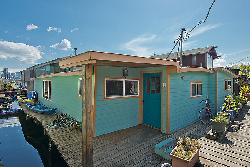 Seattle houseboats sold