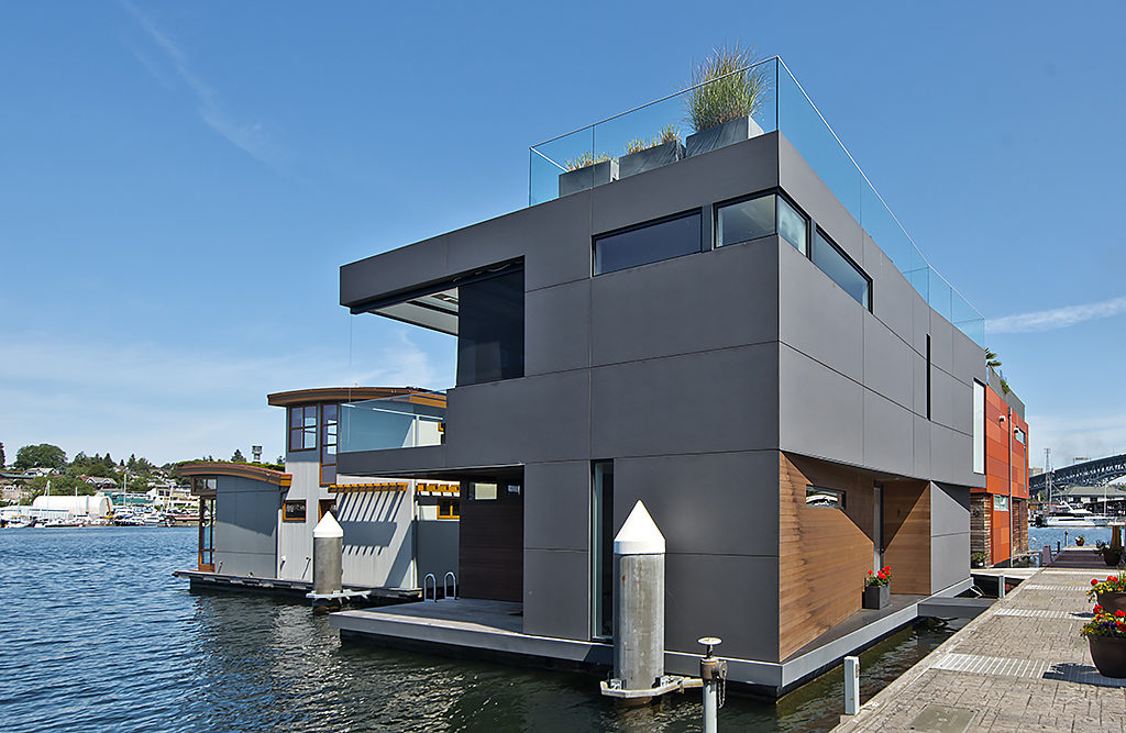 Seattle houseboats floating homes update seattle houseboats - Floating house seattle ...